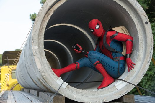 Spider-Man - Homecoming