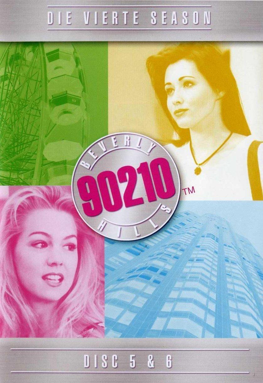 Beverly Hills 90210 - Staffel 4: DVD oder Blu-ray leihen ...  Beverly Hills 9...