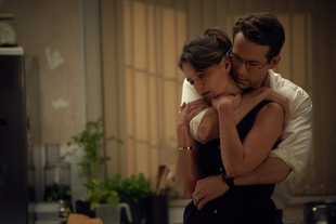Katie Holmes und Ryan Reynolds in 'Die Frau in Gold'