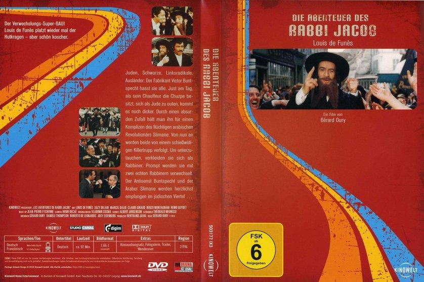 Die Abenteuer Des Rabbi Jacob Stream