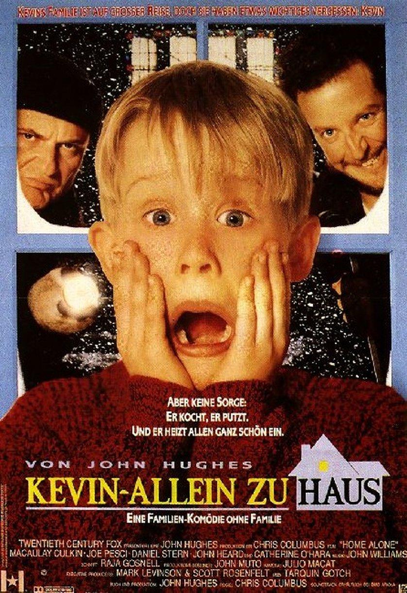 Kevin Allein zu Haus DVD oder Blu ray leihen