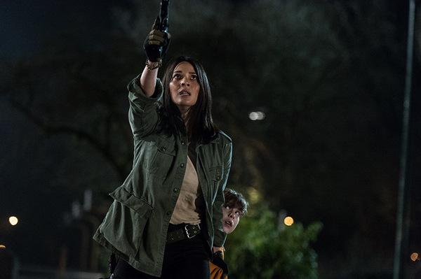 Olivia Munn im neuen 'Predator - Upgrade' (USA 2018) © Fox