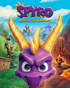 Spyro - The Dragon Game Cover Art powered by EMP (Poster)