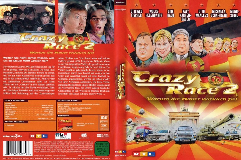 crazy race 2 stream