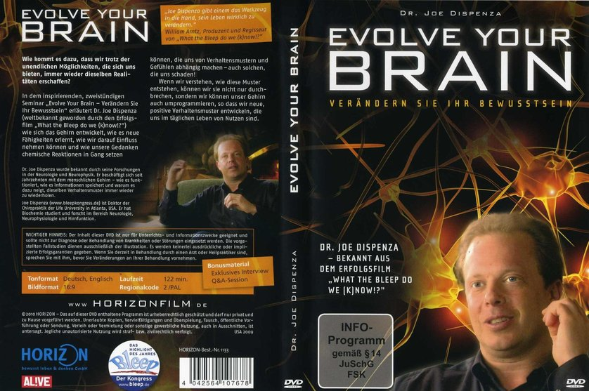joe dispenza evolve your brain pdf