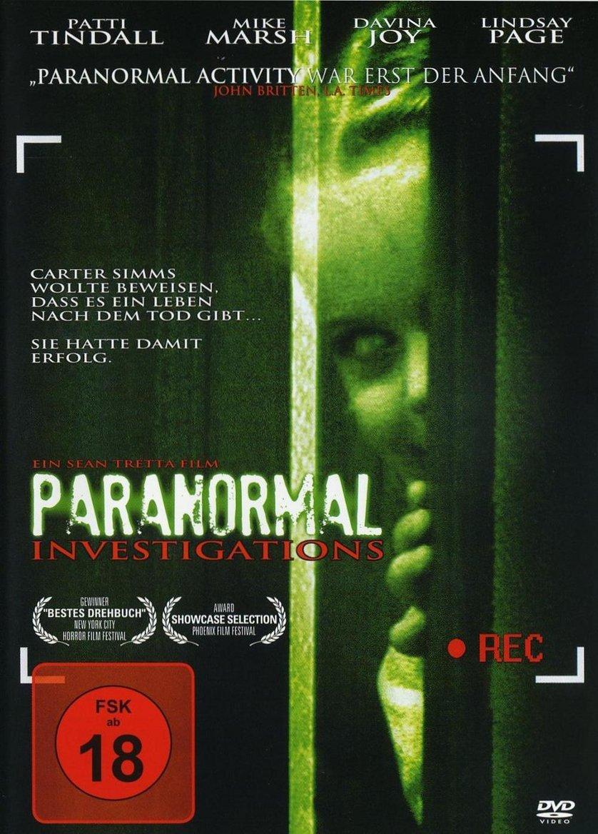Paranormal Investigations Stream