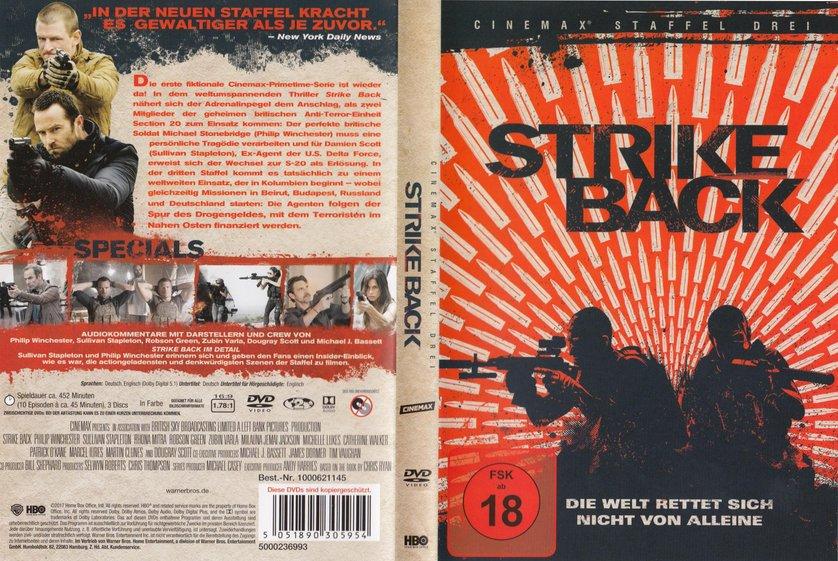 Strike Back Staffel 3