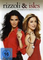 Rizzoli & Isles - Staffel 5