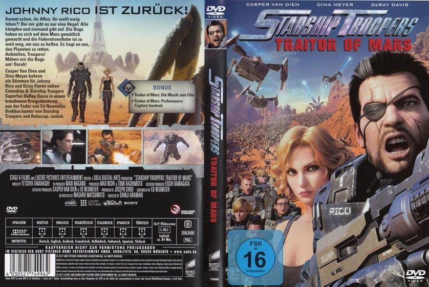 starship troopers traitor of mars stream deutsch