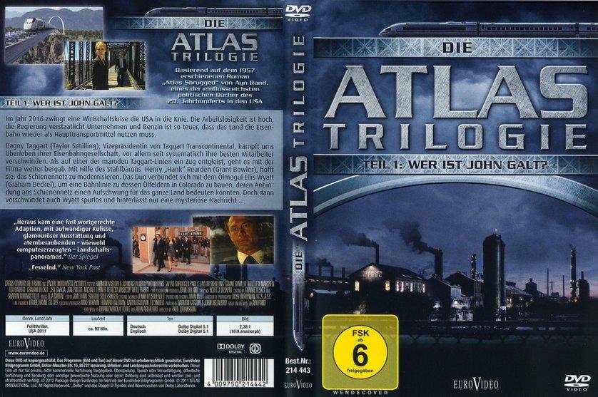 Die Atlas Trilogie Teil 2