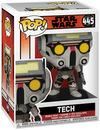 Star Wars The Bad Batch - Tech Vinyl Figur 445 powered by EMP (Funko Pop!)