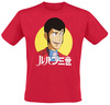 Lupin The 3rd Arséne Lupin III powered by EMP (T-Shirt)