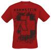 Rammstein 6 Herzen powered by EMP (T-Shirt)