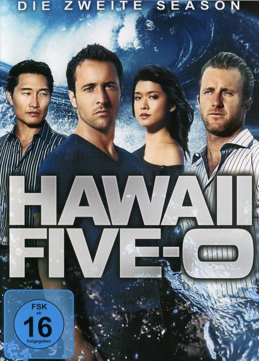 Hawaii Five O Staffel 2
