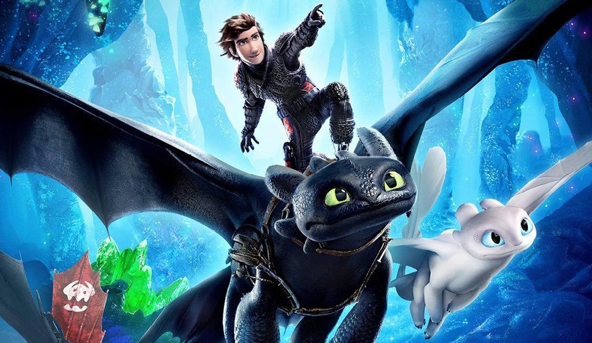 Kino Top 10 Drachenzähmen 3: In den Kinocharts wird Drachenzähmen leicht gemacht!