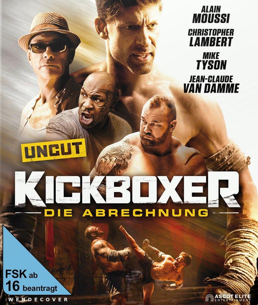 kickboxer die abrechnung dvd blu ray oder vod leihen. Black Bedroom Furniture Sets. Home Design Ideas