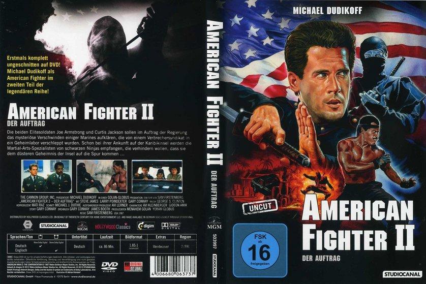 American Fighter 2 Stream
