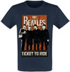 The Beatles Ticket To Ride powered by EMP (T-Shirt)