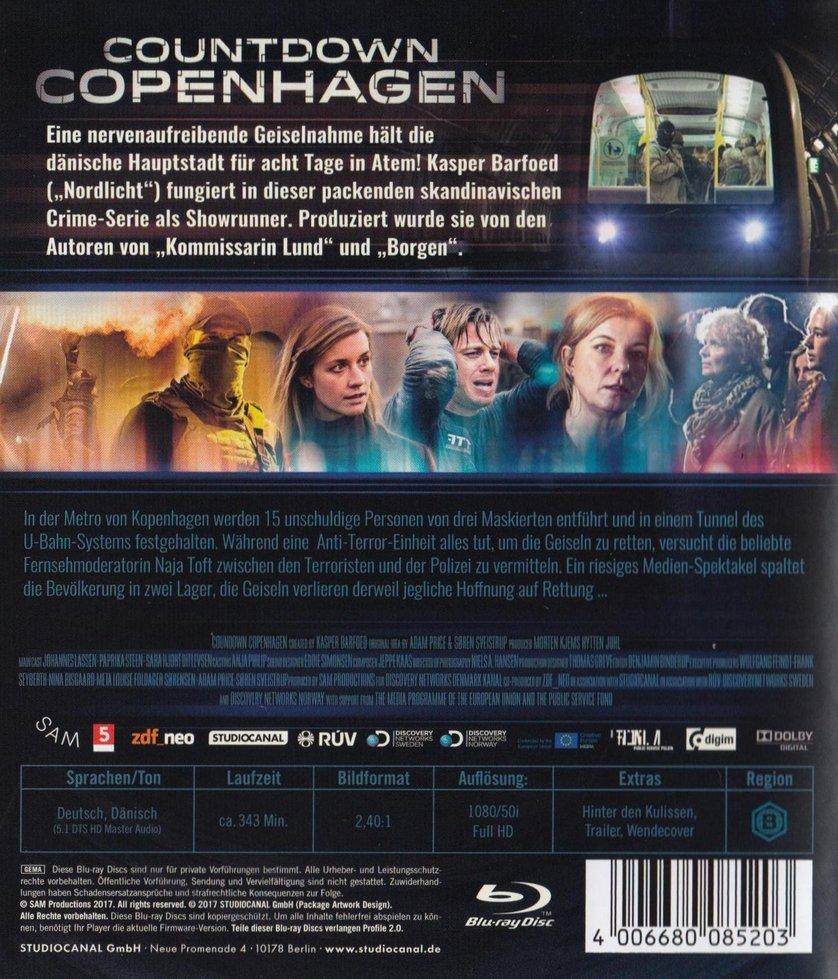 Countdown Copenhagen 2. Staffel
