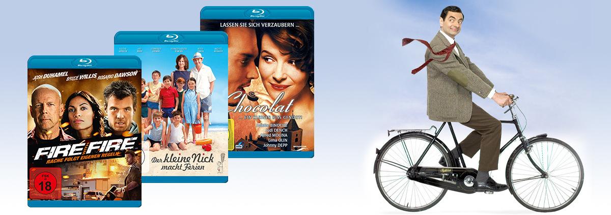 DVD & Blu-ray-Filme im Verleih: (K)ein Osterfilm kommt selten allein!