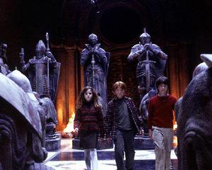 Harry Potter © Warner 2001