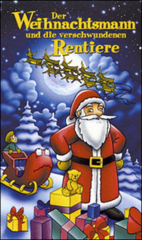 der weihnachtsmann und die verschwundenen rentiere dvd