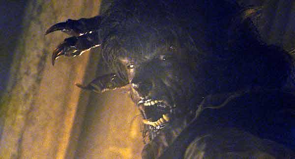 Neuheit: Der 'Wolfman' (2009)