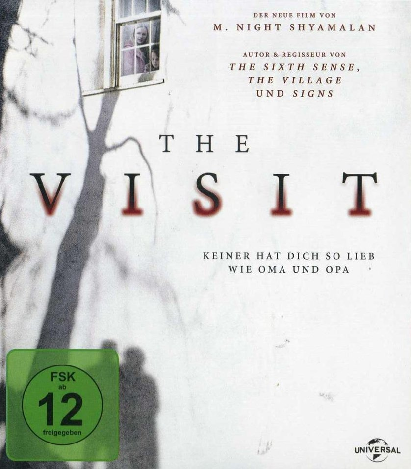 the visit Since directing sixth sense, m night shyamalan films have widely been on a negative trajectory his last flick, after earth featuring will and jaden smith, was a disaster with the critics.