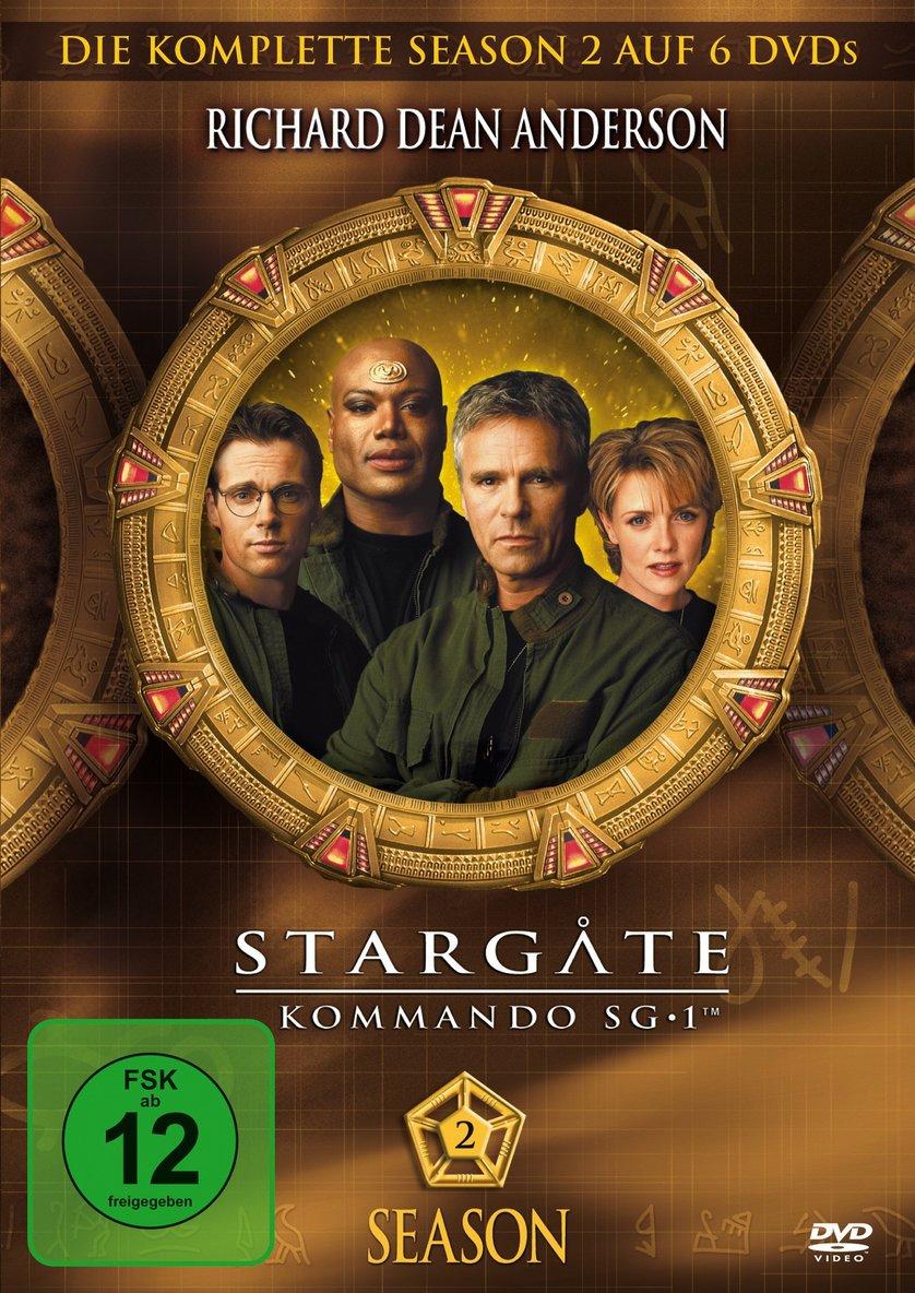 Stargate Kommando Sg1 - Die Komplette Serie
