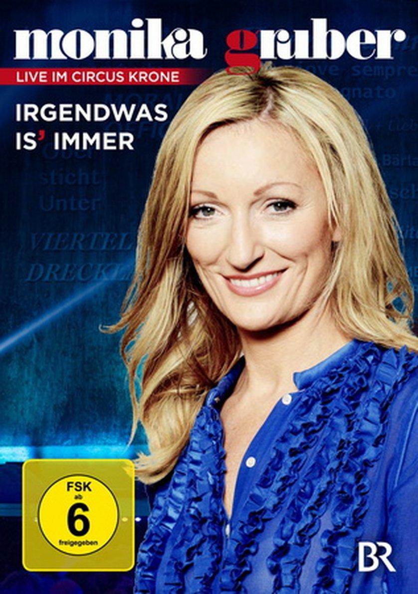 Monika Gruber Irgendwas Is Immer