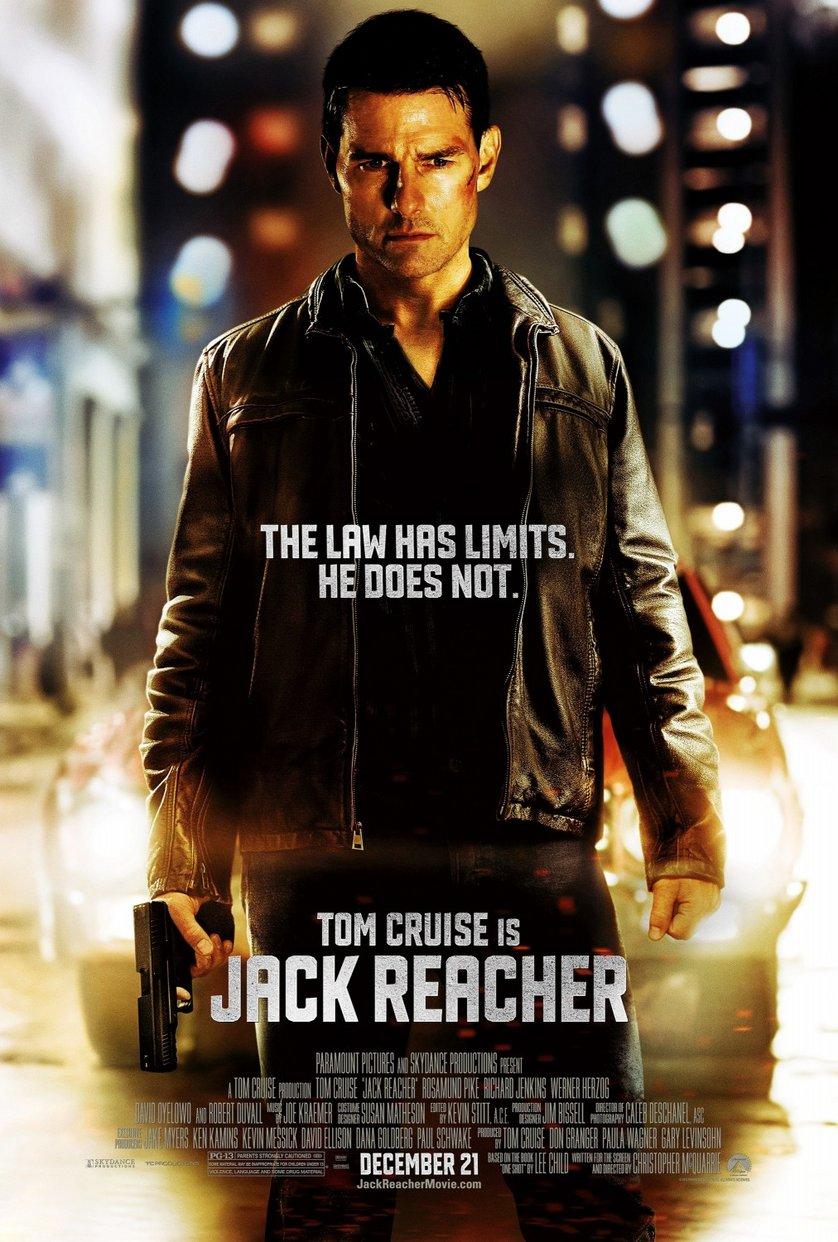Filme Wie Jack Reacher