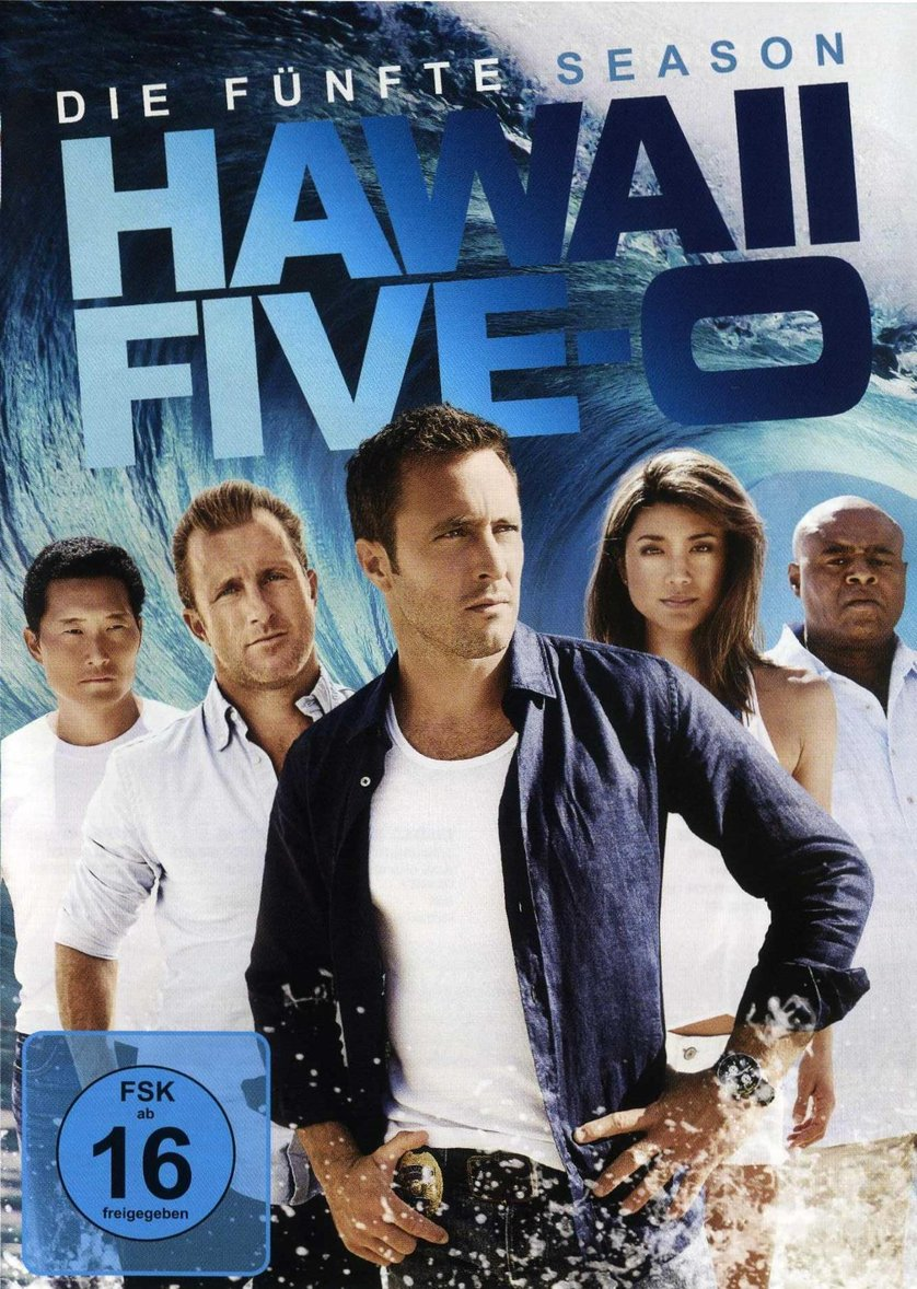 hawaii five o staffel 8 deutschland