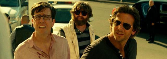 Hangover 3: Bradley Cooper trauert 'Hangover' nach