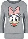 DuckTales Daisy Duck powered by EMP (Langarmshirt)