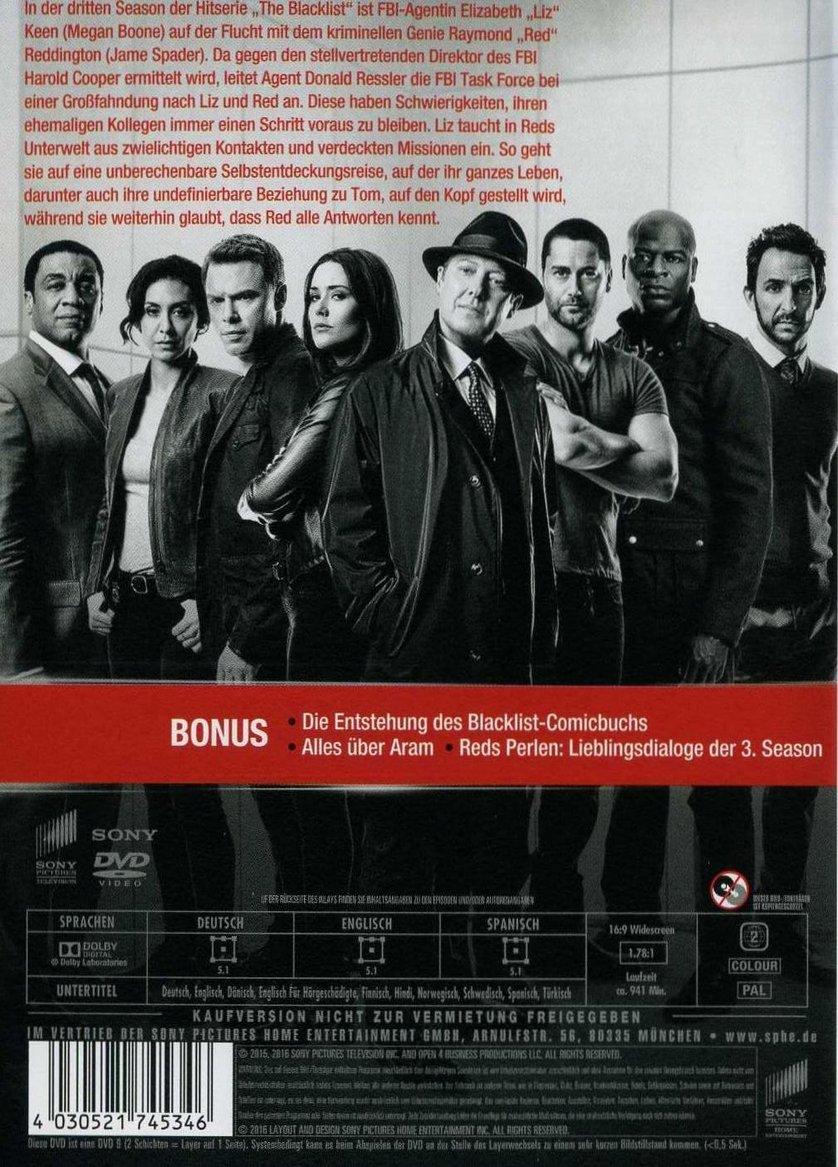 Watch The Blacklist S01E05 Season 1 Episode 5