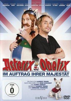 asterix und obelix im auftrag ihrer majestät ganzer film