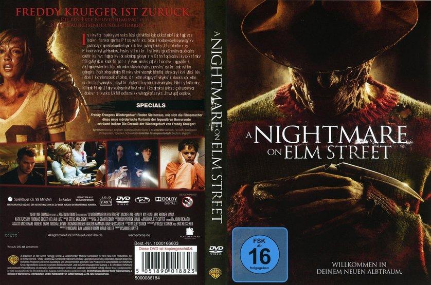 a nightmare on elm street trailer deutsch