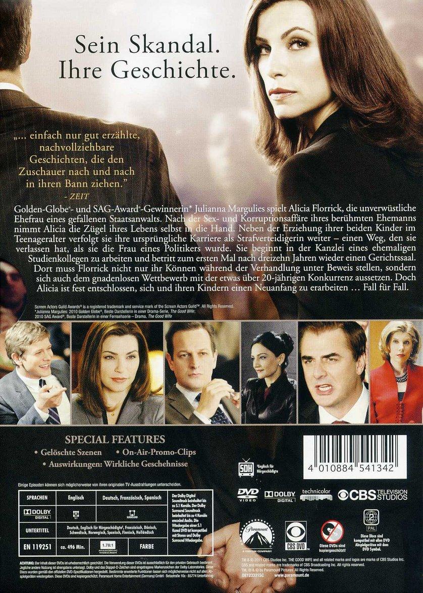 Good Wife Staffel 6 Deutsch