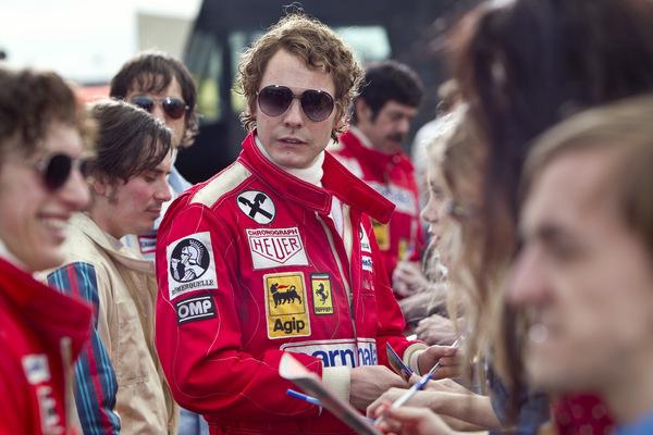 Daniel Brühl als Niki Lauda in 'Rush' © Buena Vista 2013