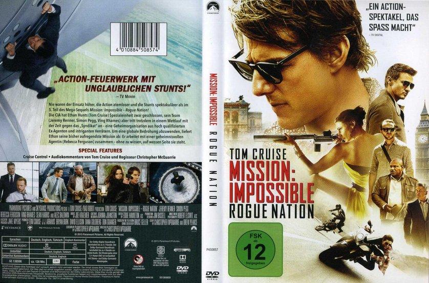Mission Impossible 5 Stream Deutsch
