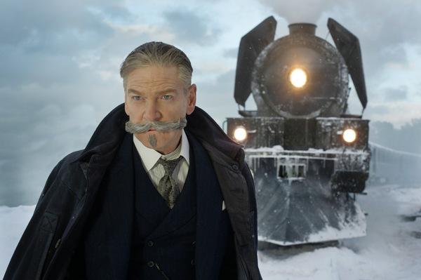 Kenneth Branagh in 'Mord im Orient Express' © 20th Century Fox