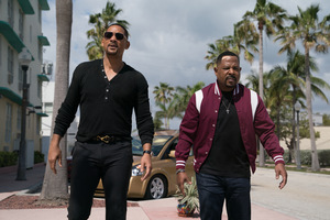 Will Smith und Martin Lawrence in 'Bad Boys 3 - Bad Boys for Life' © Columbia TriStar Pictures