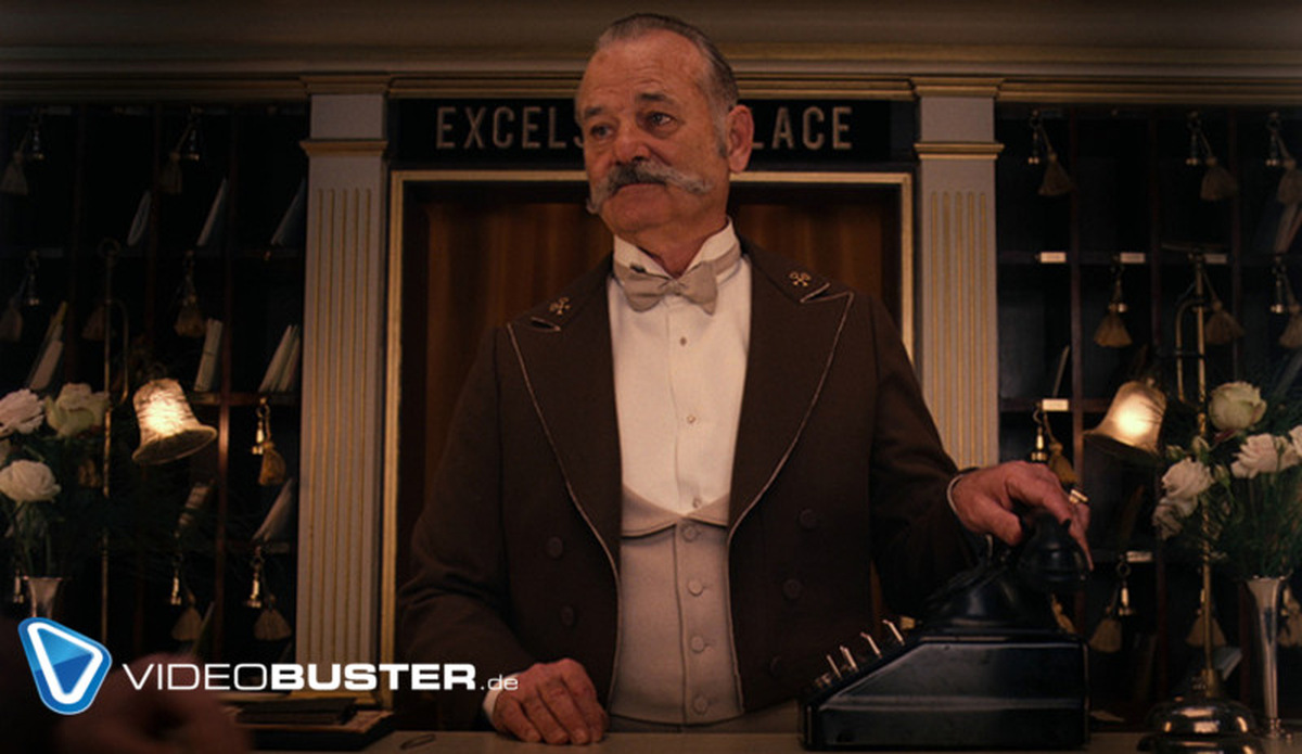 Grand Budapest Hotel: Wes Anderson und Bill Murray: Traumduo