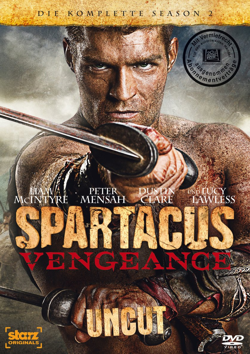 spartacus deutsch