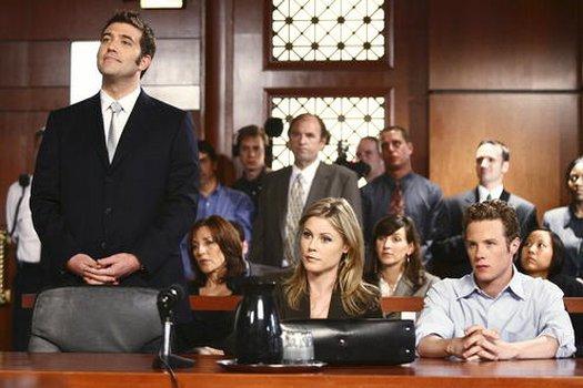 Boston Legal Staffel 1