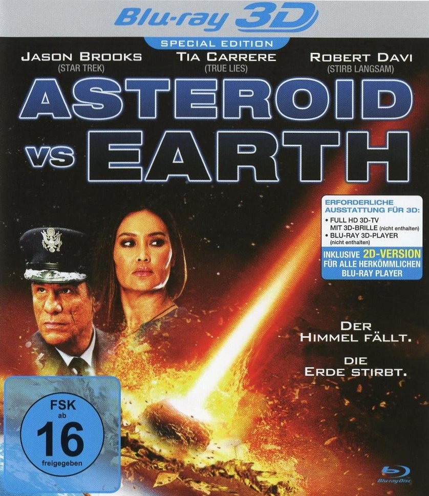 asteroid vs earth dvd - photo #5