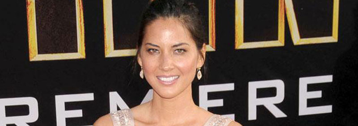 Olivia Munn in Magic Mike: Munn rechtfertigt Oben-ohne-Szene in 'Magic Mike'