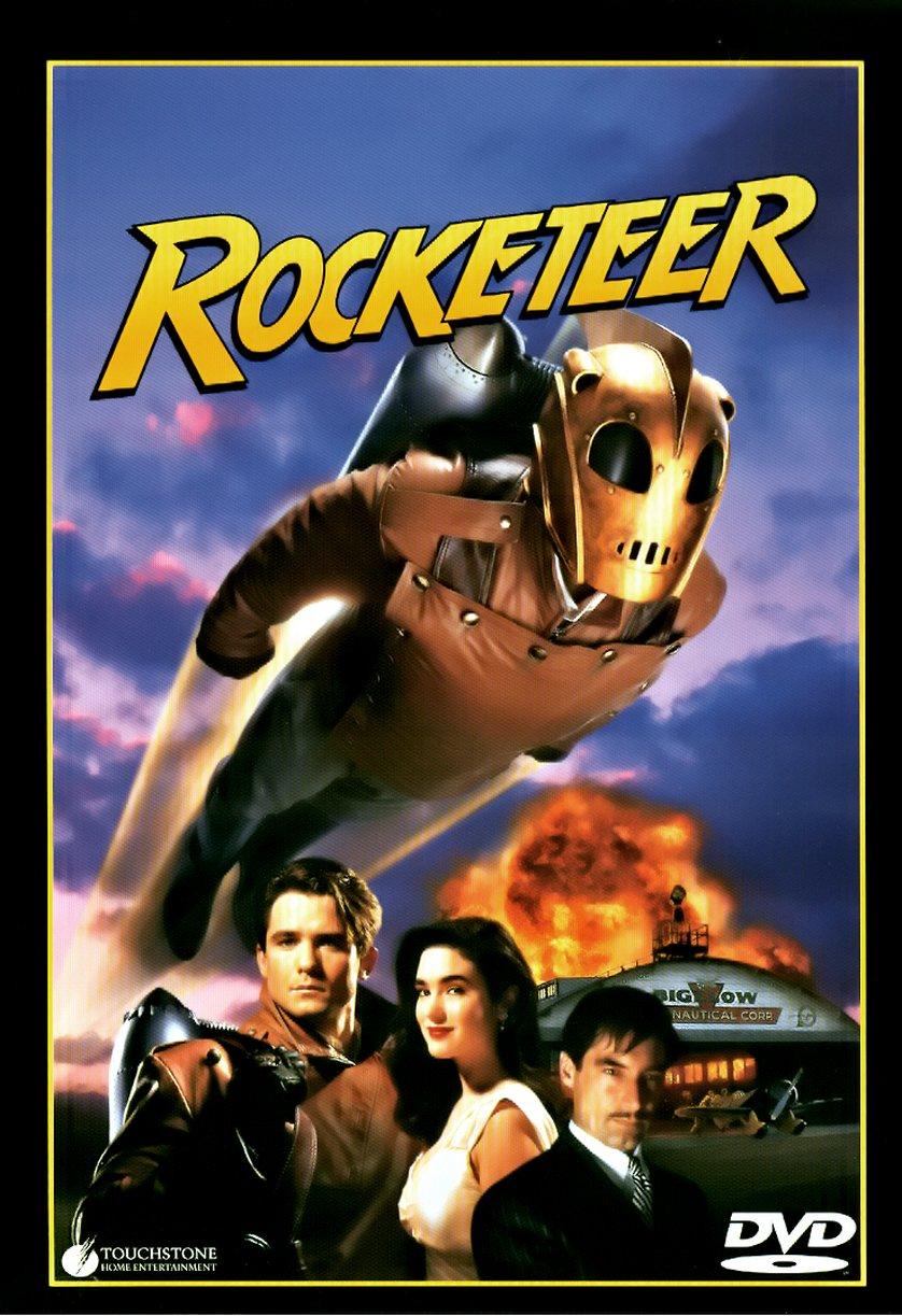 Rocketeer Deutsch