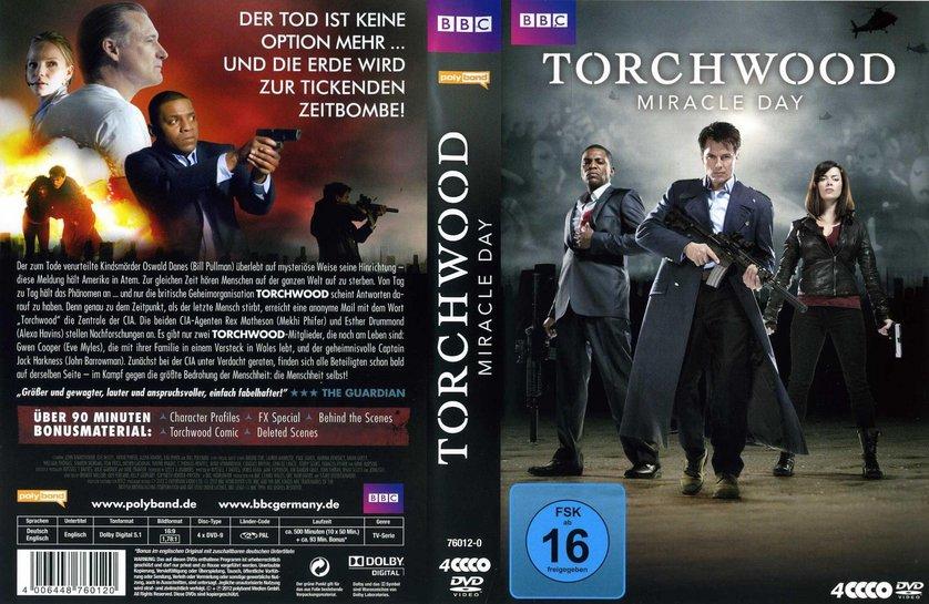 Torchwood Staffel 4