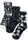 The Nightmare Before Christmas Skulls And Cobwebs powered by EMP (Socken)